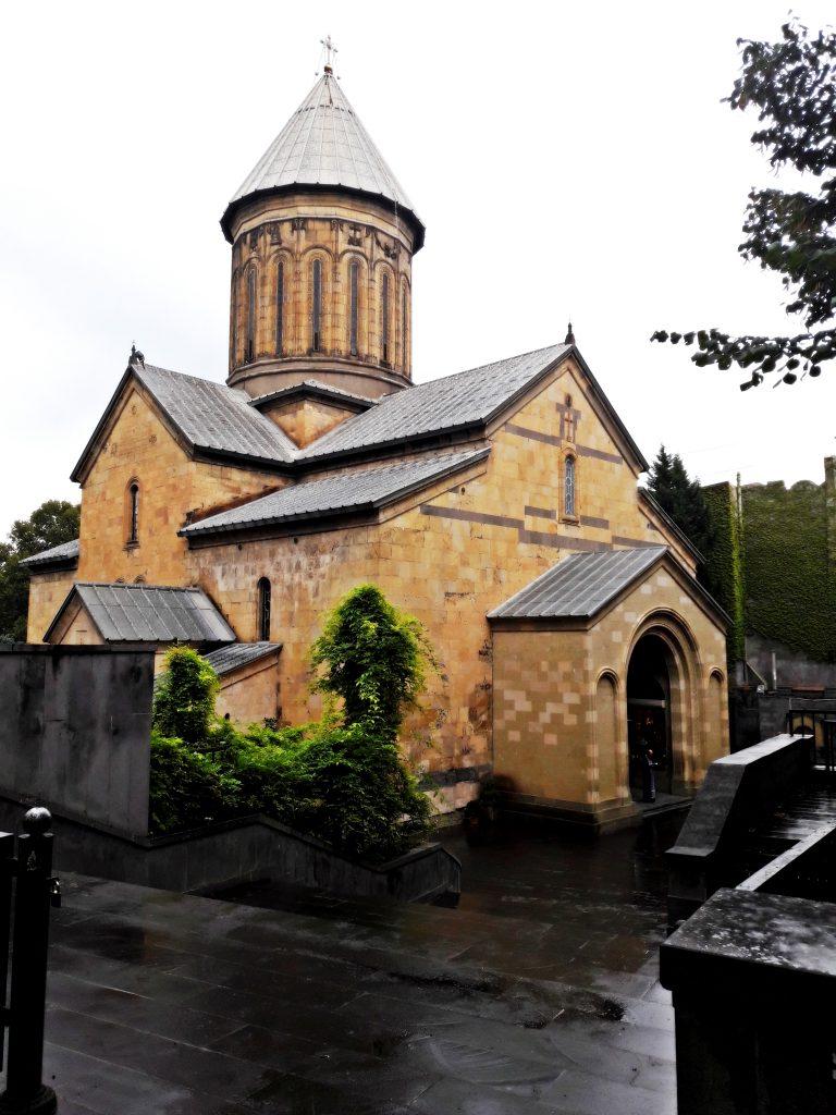 Katedra Sioni - warto zobaczyć w Tbilisi