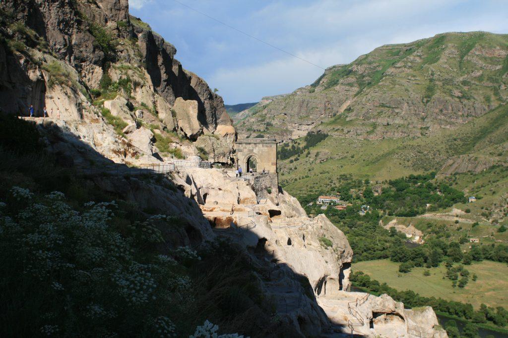 Vardzia - skalne miasto