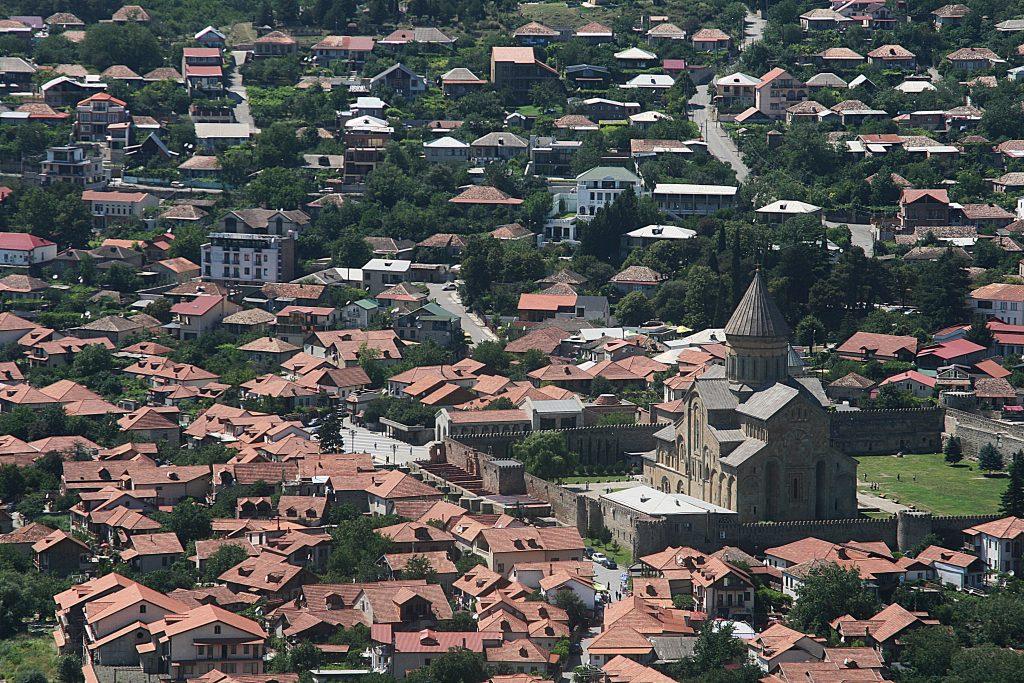 Okolice Tbilisi - Mccheta